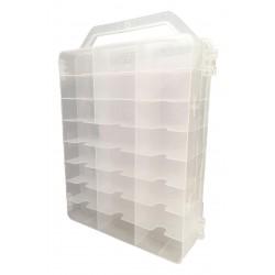 Valise plastique vide - 48...