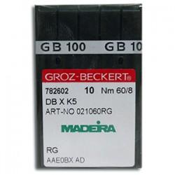 AIGUILLE MADEIRA 60 - 021060RG