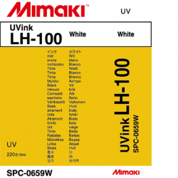 ENCRE MIMAKI WHITE LH100 UV...