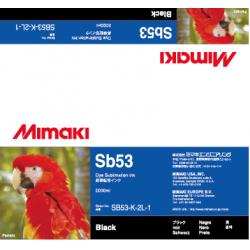 ENCRE MIMAKI BLACK SB53 - 2L