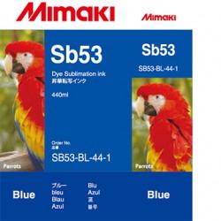 Encre Mimaki Sb53 Blue - 440ml