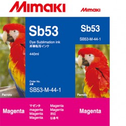 Encre Mimaki Sb53 Magenta -...