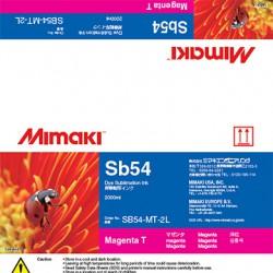Encre Mimaki Sb54 Magenta - 2L