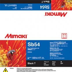 Encre Mimaki Sb54 Black - 2L
