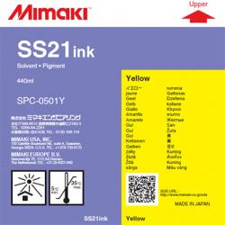 ENCRE MIMAKI SS21 YELLOW -...