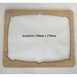 JEANNETTE 33 X 27,8 CM