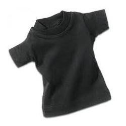 Forever mini T-Shirt noir