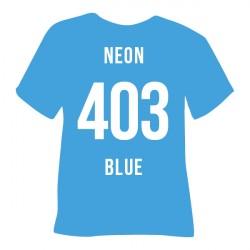 Flex Premium 403 Neon Blue...