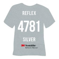 Flex Reflective 4781 Silver...