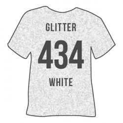 POLI-FLEX GLITTER 434 WHITE...