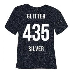 Flex Glitter Black 435 -...