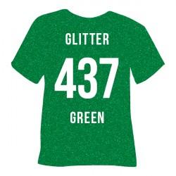 Flex Glitter Green 437 -...