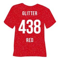 Flex Glitter Red 438 -...