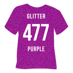 Flex Glitter Purple 477 -...