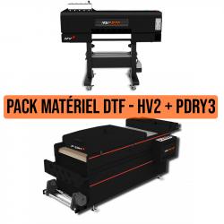 Pack DTF - Imprimante HV2 +...