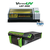 Impression UV