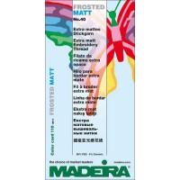 Frosted Matt Madeira