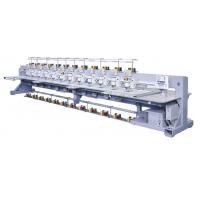 Machines à broder chenille combinée