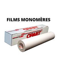 Films monomères