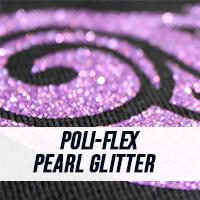 Poli-Flex Pearl Glitter