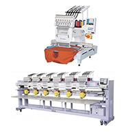Machines à broder